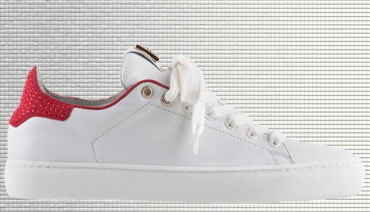 Weiße Sneaker von Högl