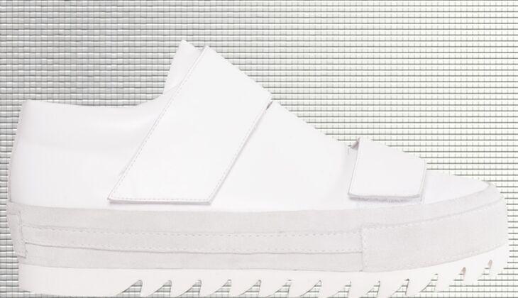 Weiße Sneaker von Jeffrey Campbell