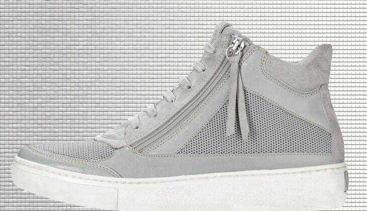 Weiße Sneaker von St. Emile