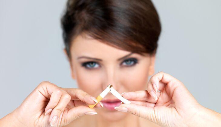 Wie Sie schnell mit dem Rauchen aufhören