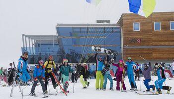 Wintersport für Anfänger