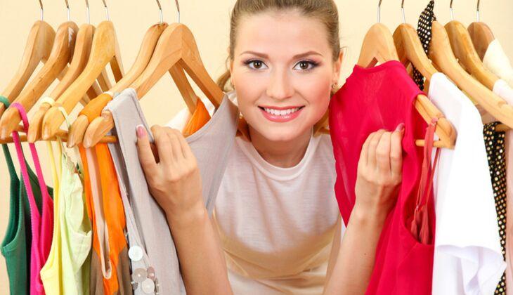 Wochenendtipp: Kleiderschrank ausmisten und spenden