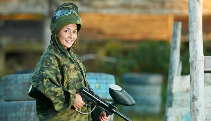 Wochenendtipp: Paintball