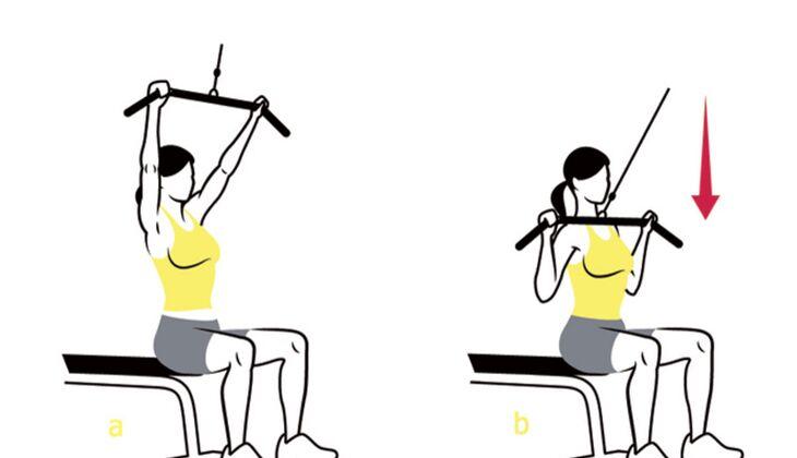 Workout Starker Rücken Übung01