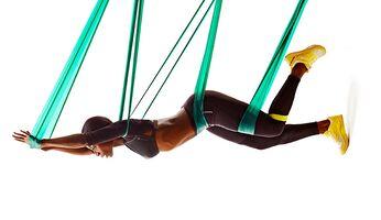 Workout mit Nikeata Thompson