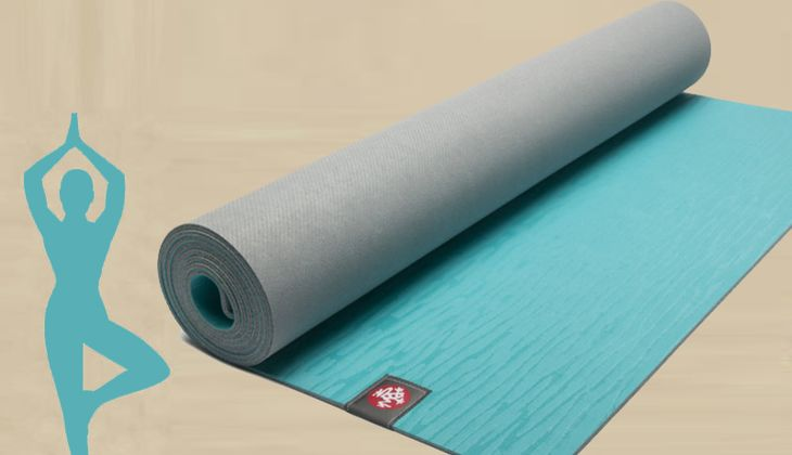 "Yogamatte ""Manduka"" von Yoginis"