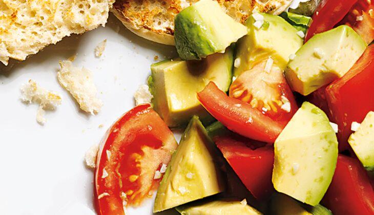 salat rezepte bunt gesund und lecker. Black Bedroom Furniture Sets. Home Design Ideas