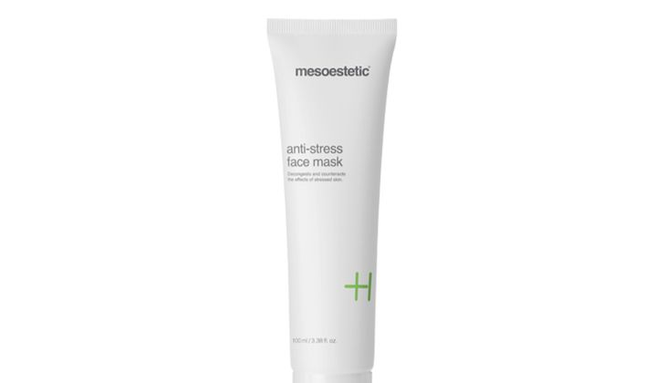 mesoestetic: anti-stress face mask