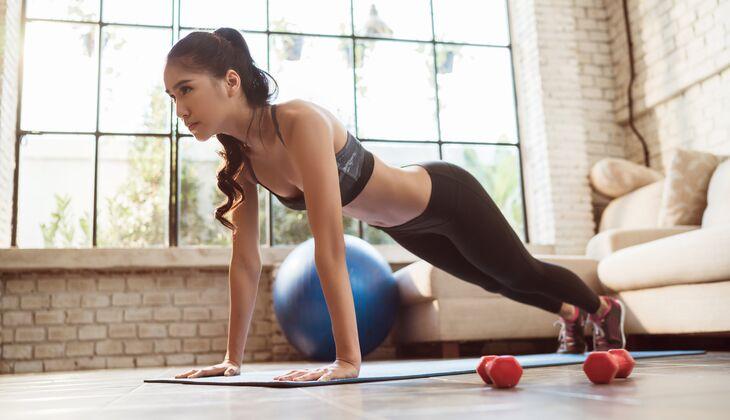 So klappt effektives Training zuhause » WomensHealth.de