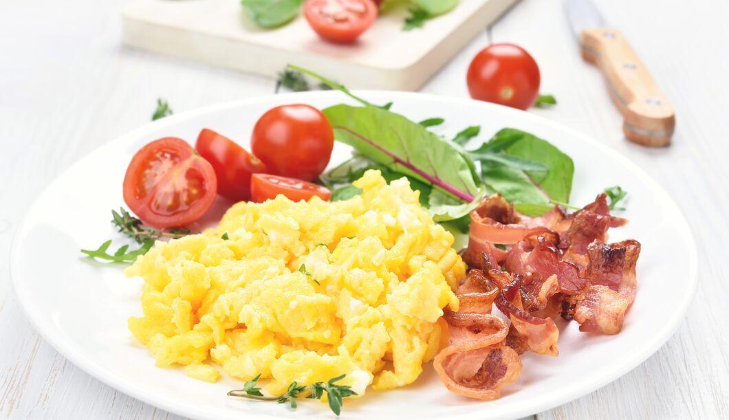 Bacon und Eier helfen beim Abnehmen – echt wahr!