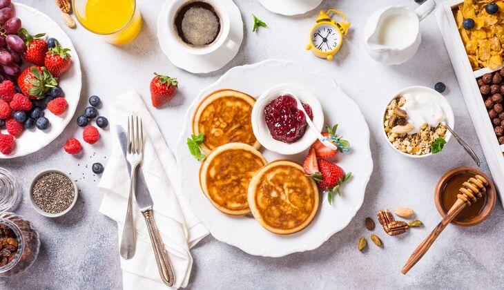 Leckere Protein Pancakes Selber Machen Womenshealth De