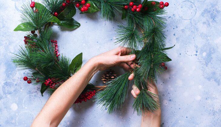 Männer Weihnachtsdeko.Weihnachtsdeko Ohne Kitsch Women S Health