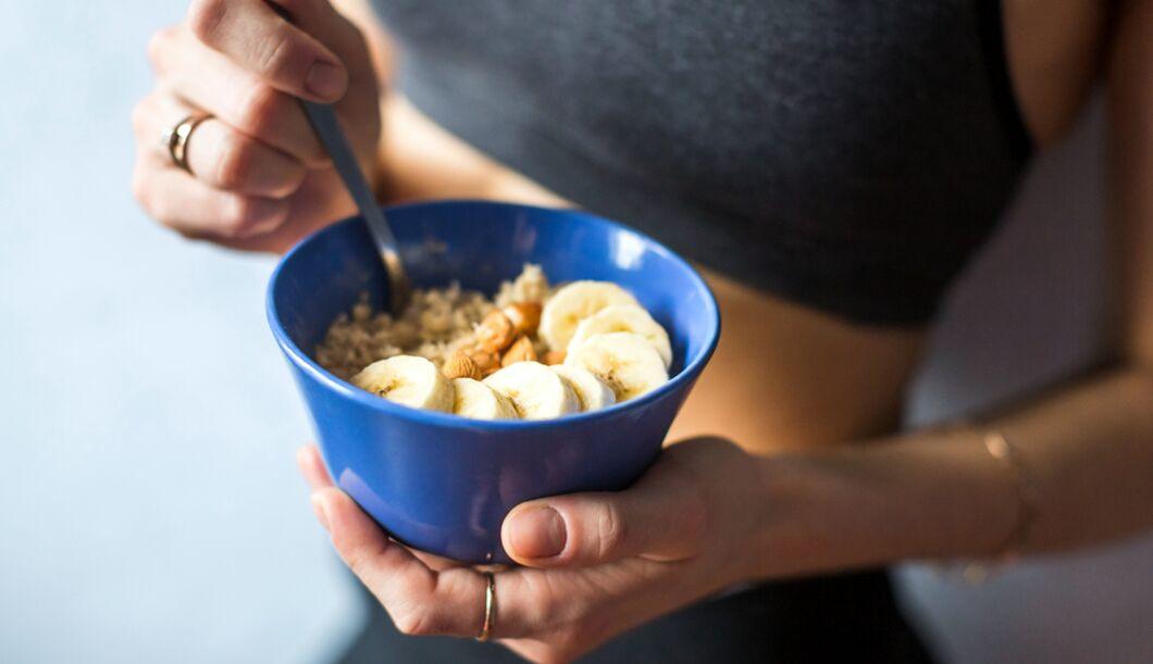 Die 10 besten Snacks vor dem Training