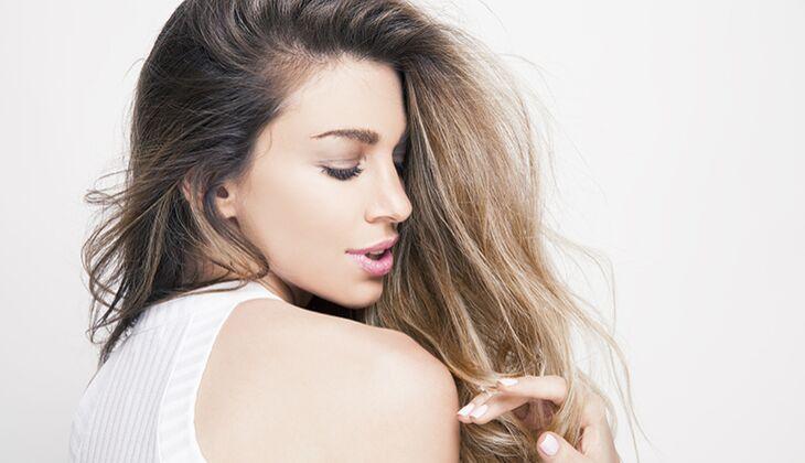 Welche haarpflege bei dunnem haar