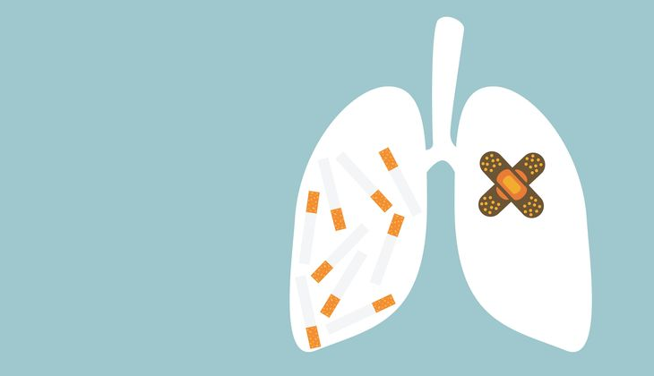 8 tage ohne zigarette