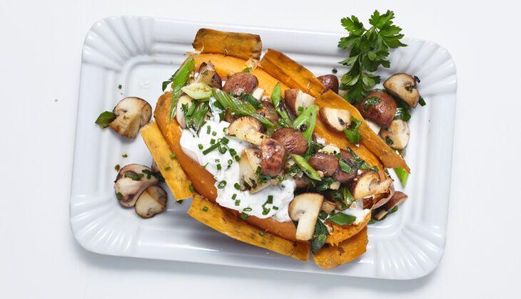 Leichte Sommerküche Vegetarisch : Vegetarische rezepte zum reinsetzen womenshealth