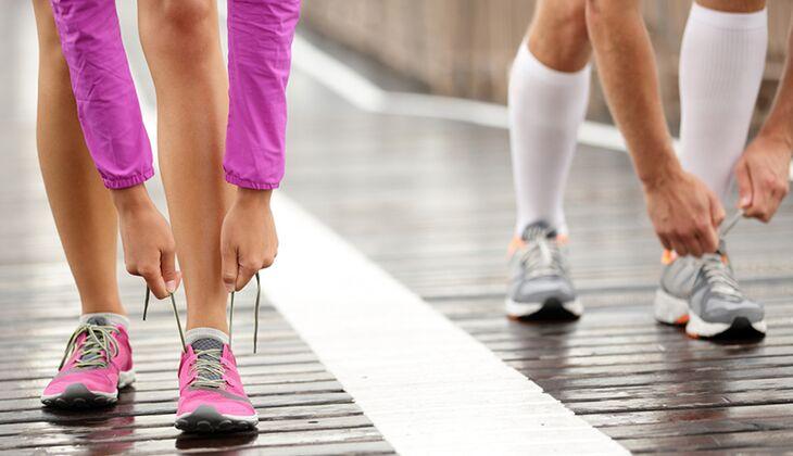 Besserer Sex: Gemeinsam joggen für besseren Sex - Women's..