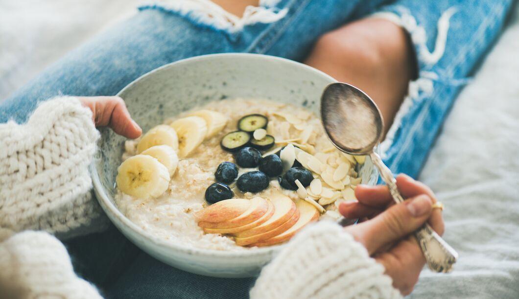 Genießen Sie Ihre Mahlzeiten in aller Ruhe