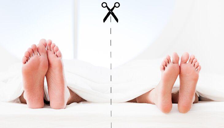 Getrennte Schlafzimmer tun gut » WomensHealth.de