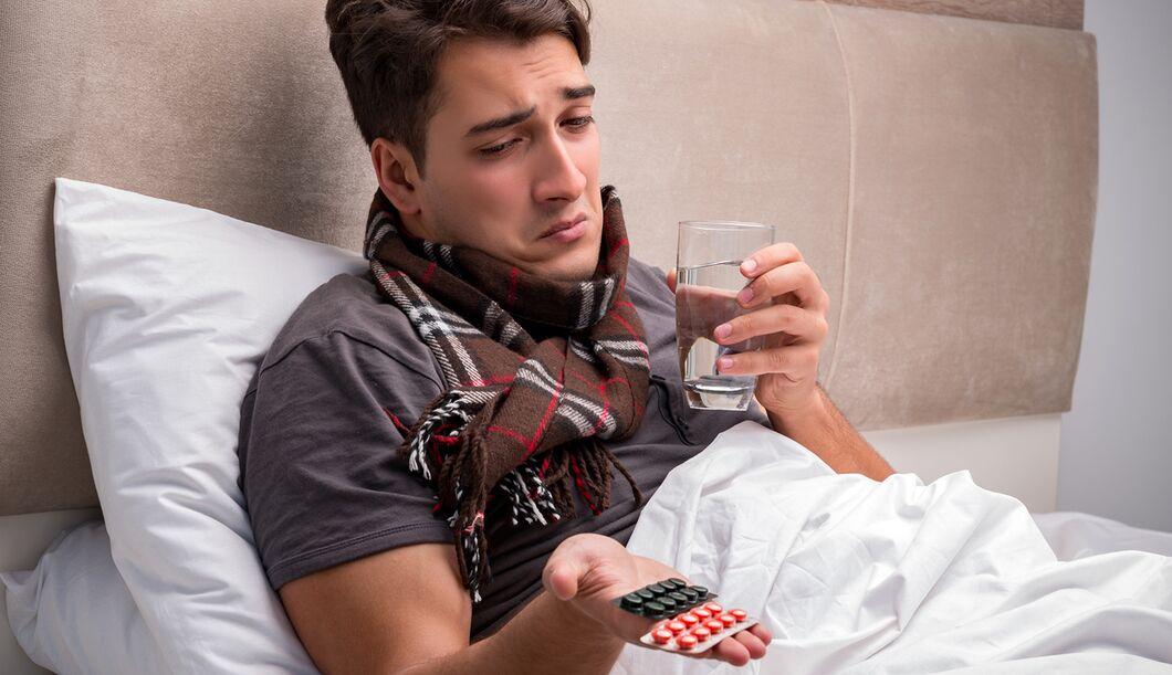 Gibt es die Männergrippe wirklich?
