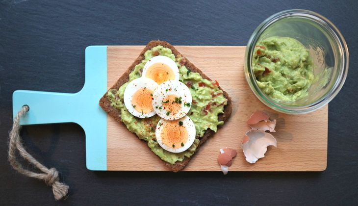 Frühstücksnahrungsmittel zur Gewichtsreduktion