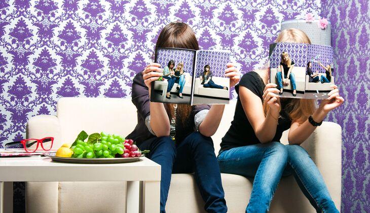 vorbilder beeinflussen idealgewicht. Black Bedroom Furniture Sets. Home Design Ideas