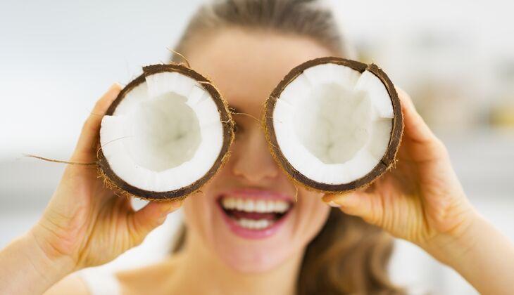 Kokosnuss öffnen Leicht Gemacht Womens Health