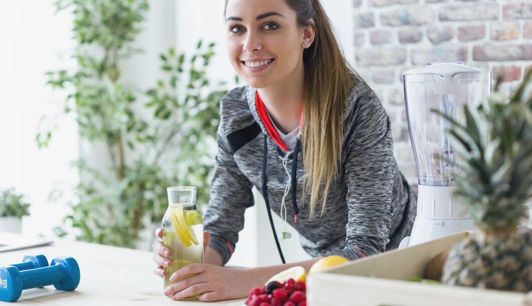 Mehr Wasser, weniger Alkohol: So boosten Sie Ihren Stoffwechsel