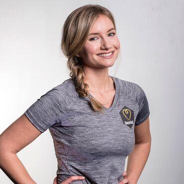 Personal Trainerin Laura van de Vorst