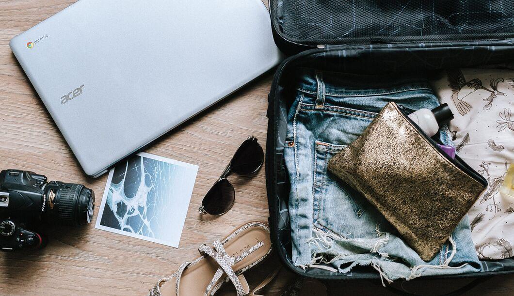 Richtig Koffer packen