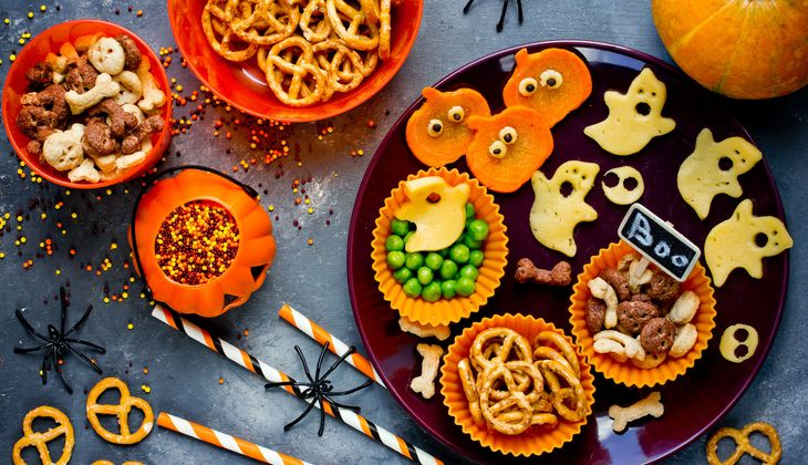 7 ausgefallene halloween snacks. Black Bedroom Furniture Sets. Home Design Ideas