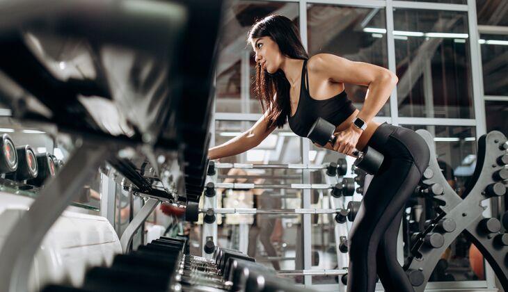 Das Beste Rückentraining Für Frauen Womenshealthde