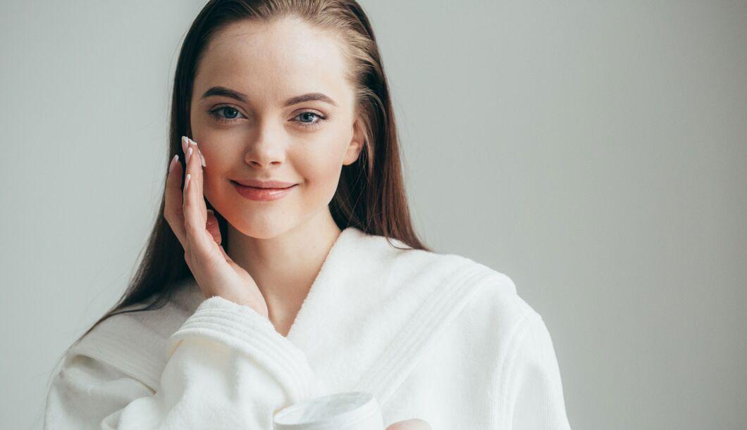 Strahlende Haut ist das Ergebnis der richtigen Gesichtspflege