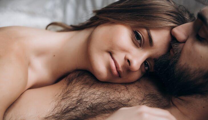 Bild eines Mannes dick