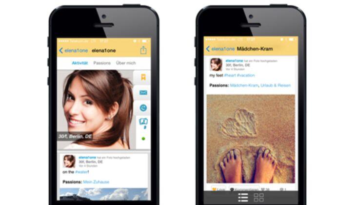 Dating-App fГјr mobile